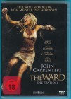 John Carpente´s The Ward - Die Station DVD Amber Heard s g Z