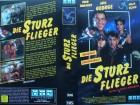 Die Sturzflieger ... Götz George, Ingo Naujoks ...   VHS
