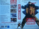 Killing Grounds ... Anthony Michael Hall ...   VHS
