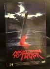 Night train to terror - Dvd - Hartbox *Wie neu*