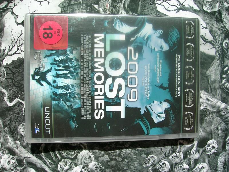 2009 LOST MEMORIES UNCUT DVD EDITION NEU OVP