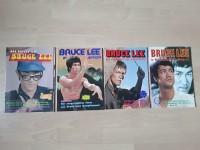 4 Bruce Lee Magazine / sehr selten