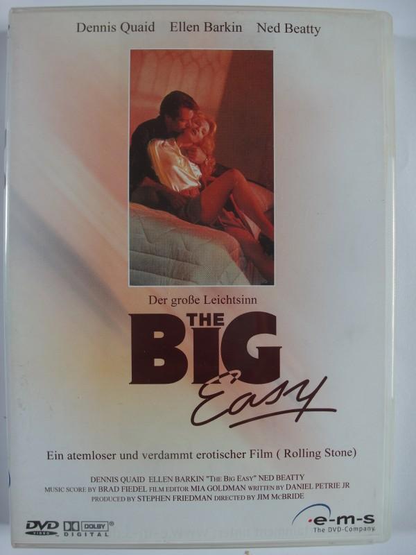 The Big Easy - Großer Leichtsinn, New Orleans - Dennis Quaid