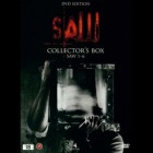 SAW COLLECTION, teil 1-7, special uncut box, tobin bell