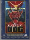 Satans Dog - Killer Dog - FULL UNCUT - Buchbox - Krass