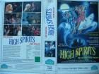 High Spirits - Die Geister sind willig ! Daryl Hannah .. VHS