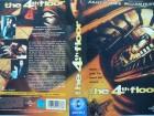 The 4th Floor ... Juliette Lewis, William Hurt  ... VHS