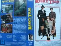 Risky Trio ...  Albert Finney, Matthew Modine   ...  VHS