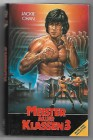 Jackie Chan, MEISTER ALLER KLASSEN 3, Vhs