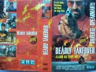Deadly Takeover ... Ron Silver ...VHS  ... FSK 18