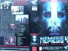 Nemesis 4 - Engel des Todes  ...  VHS  ... FSK 18