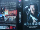 Hard Lessons ... Treat Williams  ...  VHS  ... FSK 18