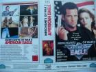 American Eagle ... Asher Brauner  ...  VHS  ... FSK 18