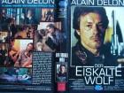 Der eiskalte Wolf ... Alain Delon  ... VHS ... FSK 18