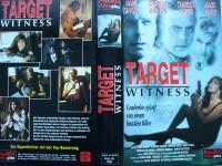 Target Witness ... Charles Napier  ... VHS ... FSK 18