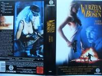 Wurzeln des Bösen ... Alex Cord  ... VHS ... FSK 18