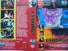 Cyborg 3 ... Malcolm McDowell  ... VHS ... FSK 18