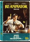 RE-ANIMATOR 1-3 (Blu-Ray) (4Discs) - Limited Collectors Edit