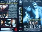 White Raven - Diamant des Todes   ... VHS ... FSK 18