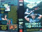 Resort to Kill ... Roddy Piper  ... VHS ... FSK 18