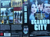 Scarred City ... Stephen Baldwin  ... VHS ... FSK 18