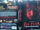 Six - Pack - Jagd auf den Schlächter  ... VHS ... FSK 18