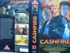 Cashfire - Ein Duell in der Hölle  ... VHS ... FSK 18