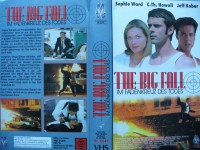 The Big Fall - Im Fadenkreuz des Todes ... VHS  ... FSK 18