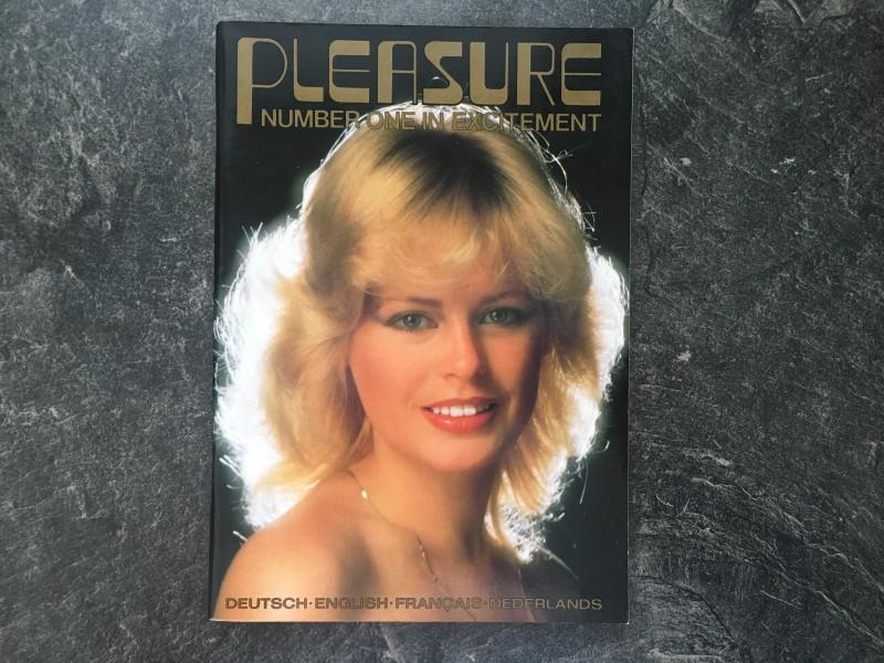 pleasure Nr.91 ________ von 1989 ___________29