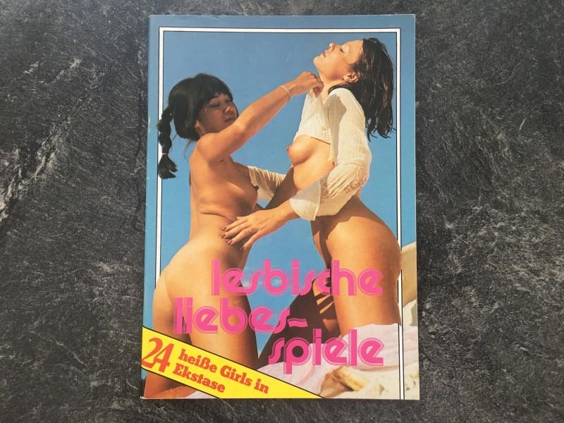 lesb**che Liebesspiele  _______ von 1979  _______30