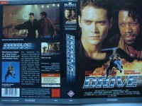 Drive ... Mark Dacascos, Kadeem Hardison  ...VHS  ...FSK 18