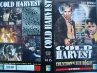 Cold Harvest - Countdown zur Hölle  ... VHS  ... FSK 18