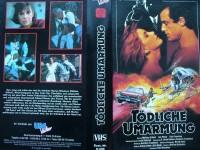 Tödliche Umarmung ... Melissa Gilbert  ... VHS ... FSK 18