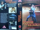 Tough and Deadly ... Roddy Piper  ... VHS ... FSK 18