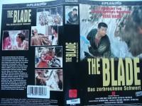 The Blade - Das zerbrochene Schwert  ... VHS ... FSK 18
