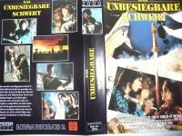 Das unbesiegbare Schwert  ... VHS ... FSK 18