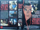 Perfect Story ... Lou Diamond Phillips ... VHS ... FSK 18