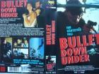 Bullet Down Under ... Christopher Atkins ... VHS ... FSK 18
