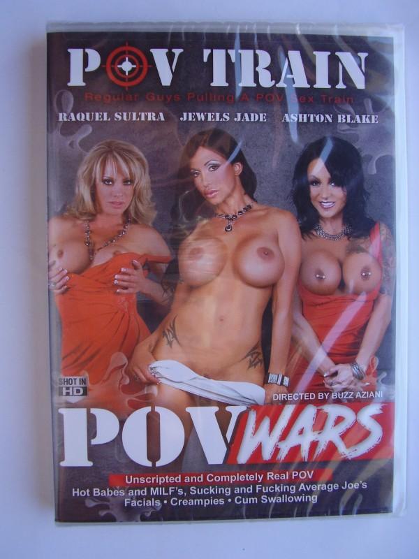 Real POV - Train - Powards