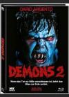 Dämonen 2 - Demons - Mediabook B - Uncut