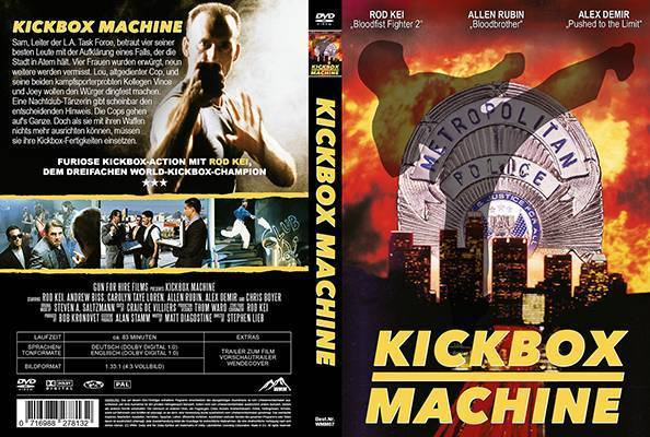 Kickbox Machine (Amaray) NEU ab 1€