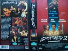 Shootfighter 2 ... Der Megakampf ... VHS ...  FSK 18