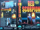 Red Scorpion II ... John Savage  ... VHS ...  FSK 18