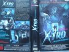 X - Tro - Invasion aus dem Universum ... VHS ...FSK 18