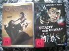STADT DER GEWALT UNCUT DVD + ONG BAK 3 UNCUT DVD NEU OVP