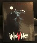 Insane - Bluray- Hartbox *Wie neu*