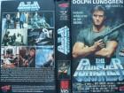 The Punisher ... Dolph Lundgren ...VHS ...FSK 18