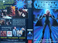Cyberspace ... Vernon Wells ... VHS ... FSK 18