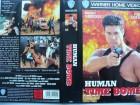 Human Time Bomb ... Joe Lara  ... VHS ... FSK 18