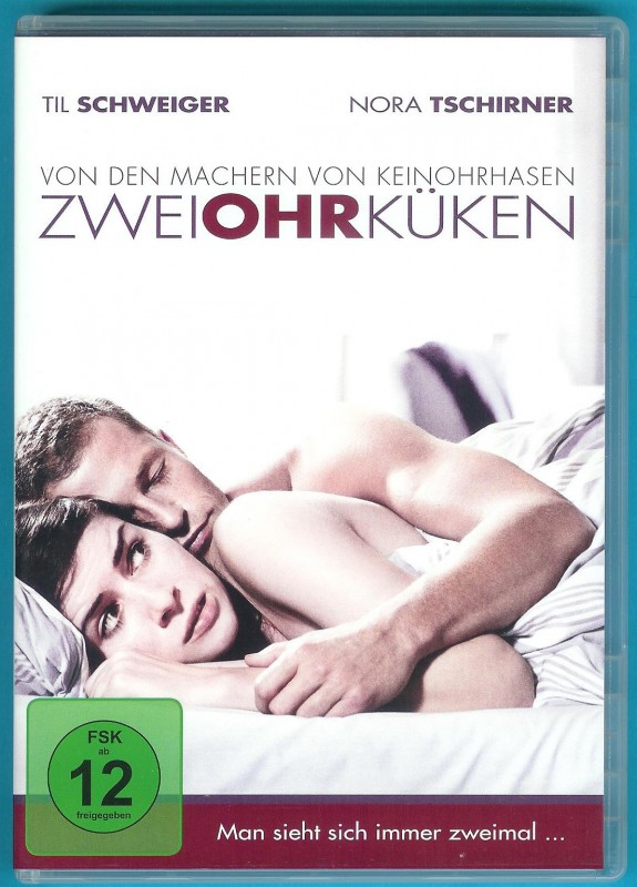 Zweiohrküken DVD Til Schweiger Nora Tschirner fast NEUWERTIG